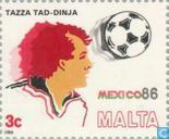 Briefmarken - Malta - WM