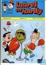 Bandes dessinées - Laurel et Hardy - Stan Laurel en Oliver Hardy