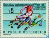 Postage Stamps - Austria [AUT] - Ice Hockey World Championships