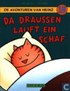 Comics - Heinz - Da draussen lauft ein Schaf