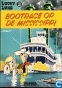 Comics - Lucky Luke - Bootrace op de Mississippi