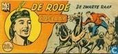 Comic Books - Rode Adelaar, De - De zwarte raaf