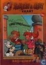 Bandes dessinées - Samson & Gert krant (tijdschrift) - Nummer  183