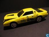 Voitures miniatures - Johnny Lightning - Chevrolet Camaro Z28 'Coca-Cola'