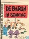 Comic Books - Baron - De baron in staking