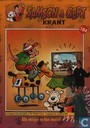 Bandes dessinées - Samson & Gert krant (tijdschrift) - Nummer  184
