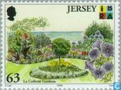 Timbres-poste - Jersey - Europe – Réserves et parcs naturels