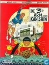 Comics - Grand Slam - De 3e arm van Kan Shin