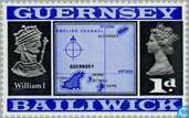 Postage Stamps - Guernsey - Views of Guernsey