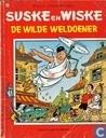 Strips - Suske en Wiske - De wilde weldoener
