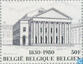 Postage Stamps - Belgium [BEL] - Théâtre Royal de la Monnaie