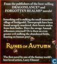Books - Miscellaneous - Runes of Autumn