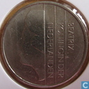 Coins - the Netherlands - Netherlands 1 gulden 1983