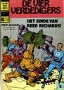Comic Books - Fantastic  Four - de terugkeer van dr. doom