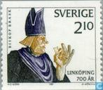 Postage Stamps - Sweden [SWE] - 700 years Linköping