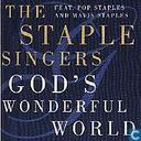 Disques vinyl et CD - Staple Singers, The - God's Wonderful World
