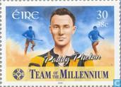 Briefmarken - Irland - Hockey-Team des Millennium
