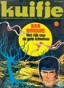 Strips - Bob Morane - Het rijk van de gele schaduw