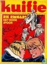 Comic Books - Rik Ringers - het heilig land