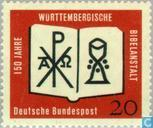 Postage Stamps - Germany, Federal Republic [DEU] - Bible