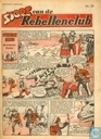 Bandes dessinées - Sjors van de Rebellenclub (tijdschrift) - 1956 nummer  29