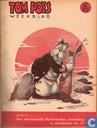 Bandes dessinées - Bas en van der Pluim - 1947/48 nummer 37