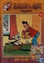 Bandes dessinées - Samson & Gert krant (tijdschrift) - Nummer  187