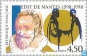 Postzegels - Frankrijk [FRA] - Edict van Nantes