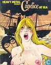 Comic Books - Candice - Candice at Sea