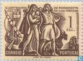 Timbres-poste - Portugal [PRT] - Terceira colonisation 1451-1951