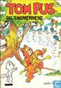 Strips - Bommel en Tom Poes - Tom Pus og snømennene