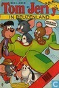 Bandes dessinées - Tom et Jerry - Tom en Jerry in reuzenland