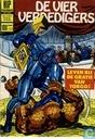 Comic Books - Fantastic  Four - Leven bij de gratie van Torgo!