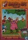 Bandes dessinées - Samson & Gert krant (tijdschrift) - Nummer  188