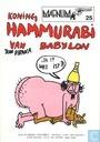 Koning Hammurabi van Babylon