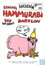 Bandes dessinées - Koning Hammurabi van Babylon - Koning Hammurabi van Babylon