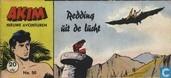 Bandes dessinées - Akim - Redding üit de lücht