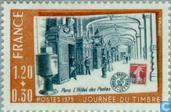 Postage Stamps - France [FRA] - Stamp day