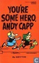 Comics - Willi Wacker - You're some hero, Andy Capp