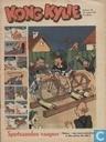 Bandes dessinées - Kong Kylie (tijdschrift) (Deens) - 1951 nummer 35