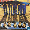 Vinyl records and CDs - Split Enz - Message to My Girl