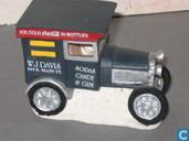 Model cars - Handmade - Town Square Delivery Truck 'Coca-Cola'