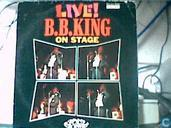 "Disques vinyl et CD - King, Riley ""B.B."" - Live! on stage"