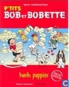 Bandes dessinées - Juniors Bob et Bobette, Les - Hush Puppies