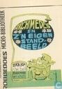 Bandes dessinées - Archimedes - Archimedes en z'n eigen standbeeld