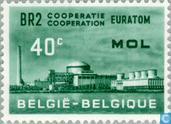 Postzegels - België [BEL] - Euratom