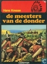 Comic Books - Indian Books - De meesters van de donder