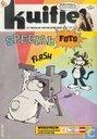 Comic Books - Kuifje (magazine) - de zwerver van generzijds