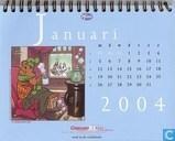 Overig - Pfizer Nederland - Kalender 2004