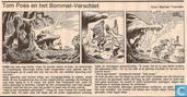 Strips - Bommel en Tom Poes - Tom Poes en het Bommel-Verschiet
